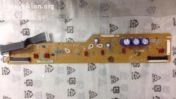 X BUFFER BOARD LJ41-10182A LJ92-01881A